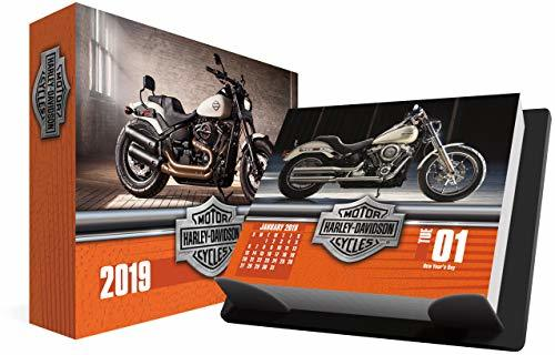 2019 Harley-Davidson Day-at-a-Time Calendar
