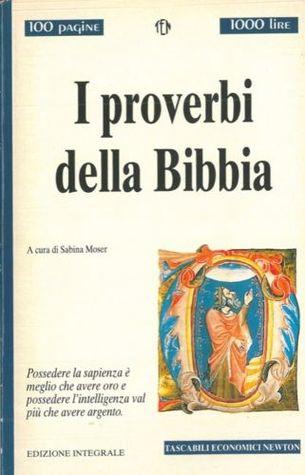 I proverbi della Bibbia