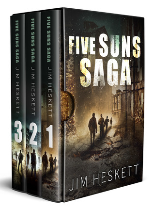 Five Suns Saga Box Set