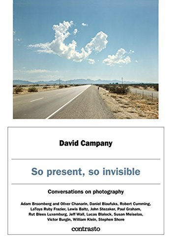 So Present, So Invisible: Conversations on Photography