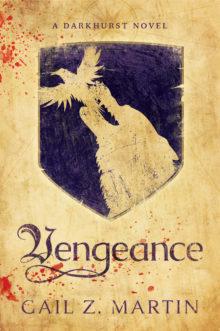 Vengeance (Darkhurst, #2)
