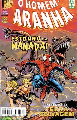 Homem-Aranha 1ª Série - n° 189