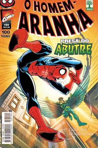 Homem-Aranha 1ª Série - n° 190
