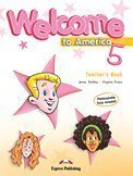 Welcome to America 5 Teacher's Book