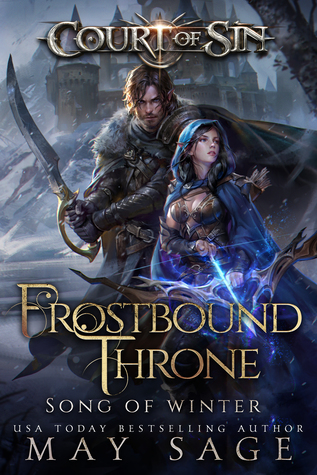 Frostbound Throne: Song of Winter (Court of Sin, #2)