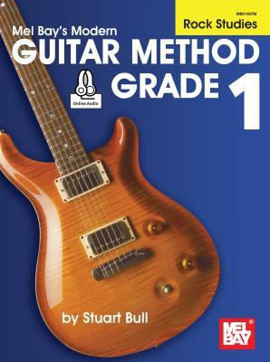 Modern Guitar Method Grade 1: Rock Studies