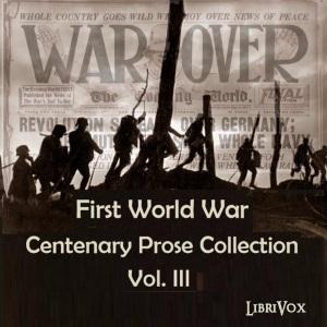 First World War Centenary Prose Collection