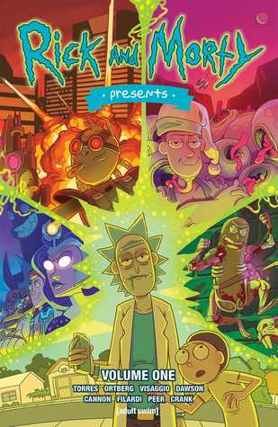 Rick and Morty Presents, Vol. 1