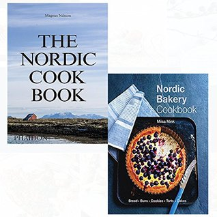Nordic bakery cookbook collection 2 books set