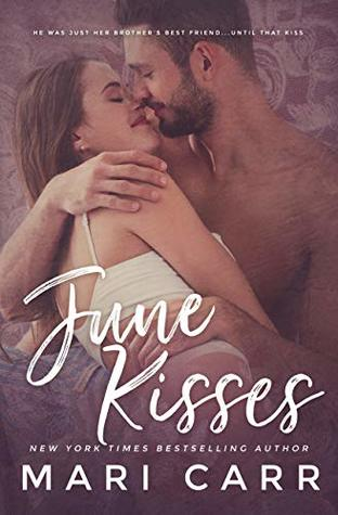 June Kisses (Wilder Irish, #6)