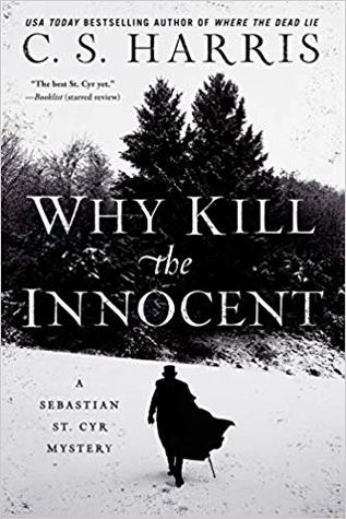 Why Kill the Innocent (Sebastian St. Cyr, #13)