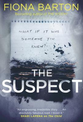 The Suspect (Kate Waters, #3)