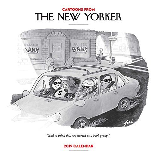 Cartoons from The New Yorker 2019 Wall Calendar