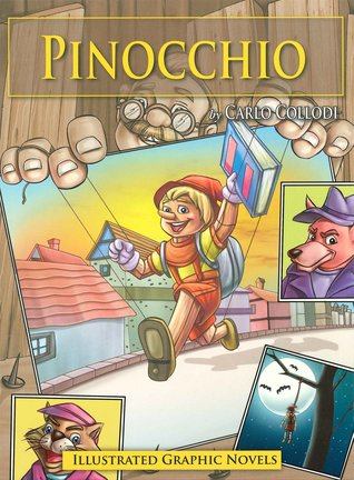 Pinocchio Graphic Novel