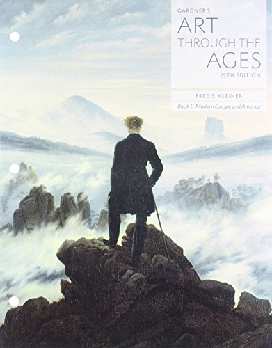 Bundle: Gardner's Art through the Ages: Backpack Edition, Book D: Renaissance and Baroque, Loose-leaf Version, 15th + Gardner's Art through the Ages: ... Version, 15th + LMS Integrated for M