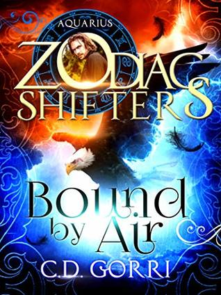 Bound By Air: Aquarius (The Wardens of Terra #1; Zodiac Shifters #46)