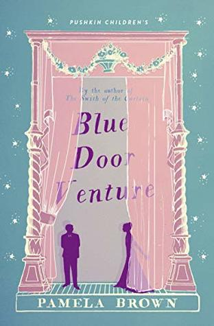 Blue Door Venture (Blue Door #4) by Pamela Brown
