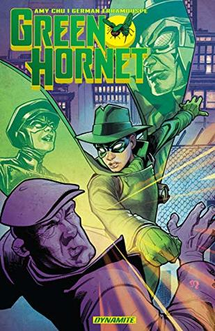 Green Hornet Vol. 1: Generations (Green Hornet: Generations (2018-))