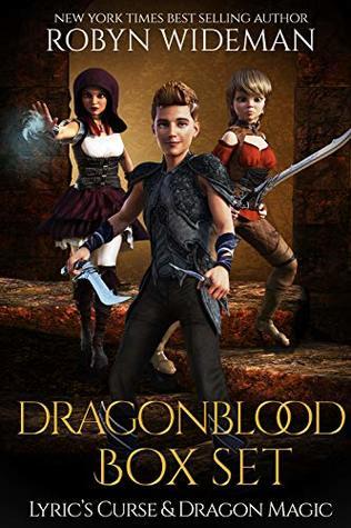 DRAGONBLOOD Box Set: Lyric's Curse & Dragon Magic