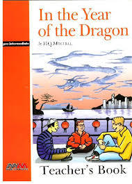 In The Year of Dragon - Theacher's book