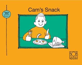Cam's Snack (Bob Books Rhyming Words - Book 2)