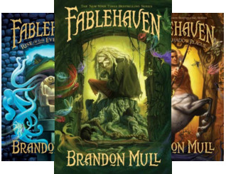 Fablehaven (3 Book Series)