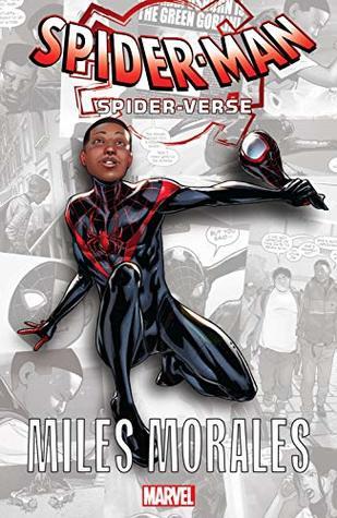 Spider-Man: Spider-Verse - Miles Morales (Spider-Man: Enter The Spider-Verse