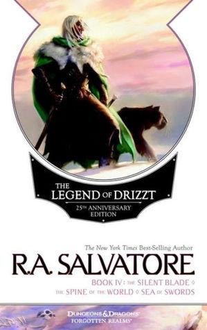 Legend of Drizzt 25th Anniversary Edition (Books 11, 12 & 13)