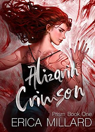 Alizarin Crimson by Erica Millard