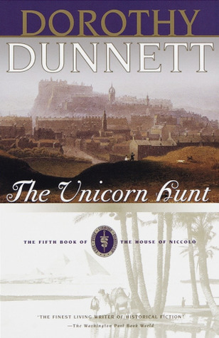 The Unicorn Hunt (The House of Niccolo, #5)