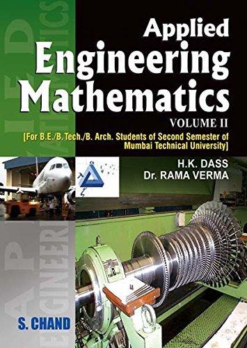 APPLIED ENGINEERING MATHEMATICS VOL-II (