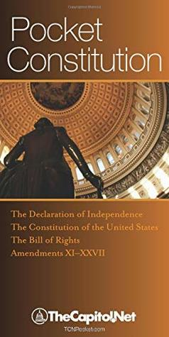 25 COPIES. Pocket Constitution: Introduction, The Declaration of Independence, the Constitution of the United States, the Bill of Rights, Amendments, Significant Dates, Index - Sets of 25 COPIES