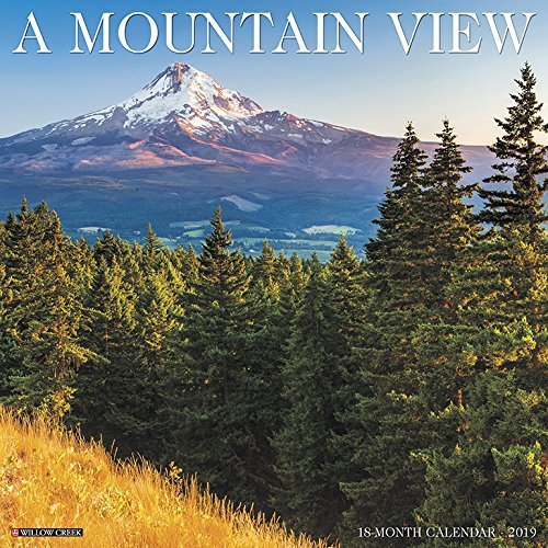 Mountain View 2019 Wall Calendar