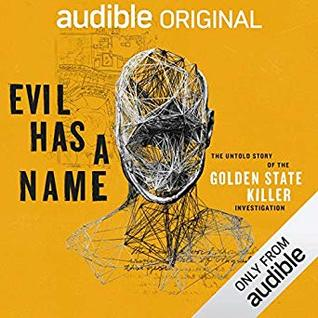 Cover of Evil Has a Evil Has a Name. An Audible original
