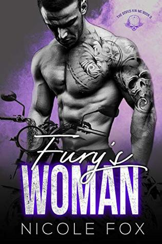Fury's Woman: A Bad Boy Motorcycle Club Romance (The Devil's Kin MC Book 3)