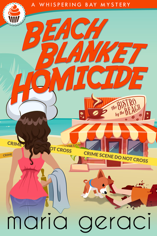 Beach Blanket Homicide (Whispering Bay Mystery, #1)