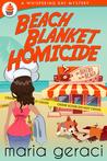 Beach Blanket Homicide (Whispering Bay Mystery, #1)