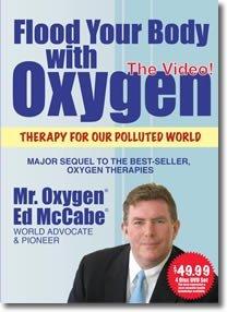 Flood Your Body with Oxygen DVD Set (4 Disc Set)