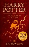 Book cover for Harry Potter and the Sorcerer's Stone (Harry Potter #1)