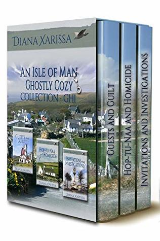 An Isle of Man Ghostly Cozy Collection - GHI