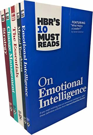 HBRs 10 Must Reads Leadership Collection 5 Books Set
