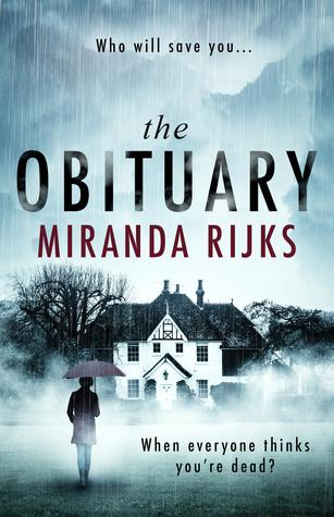 The Obituary by Miranda Rijks