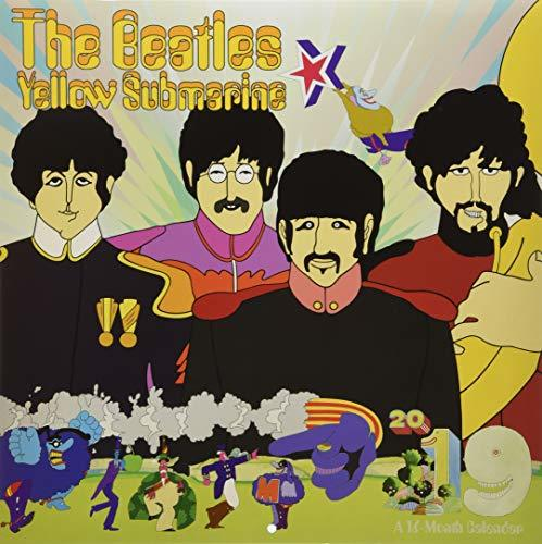 The Beatles Yellow Submarine 2019 Calendar