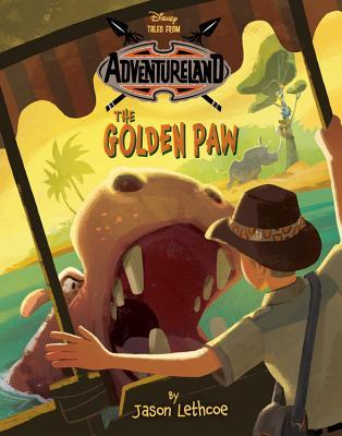 Tales from Adventureland The Golden Paw