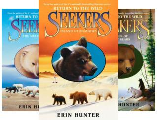 Seekers - Return to the Wild (6 Book Series)