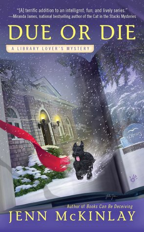 Due or Die (Library Lover's Mystery, #2)