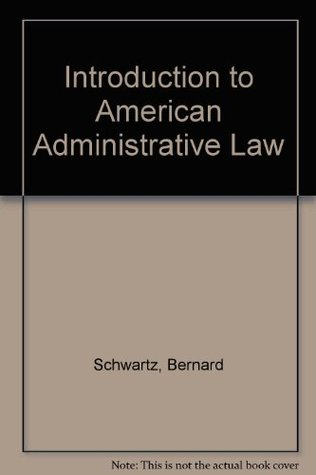 Introduction to American Administrative Law