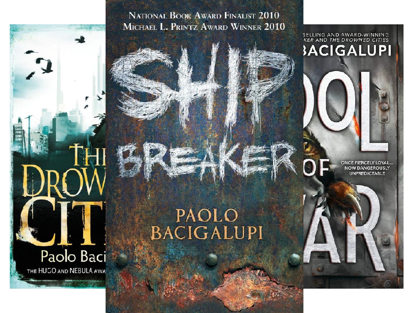 Ship Breaker (3 Book Series)