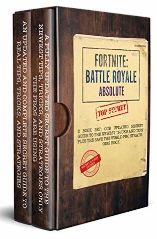 Fortnite: Battle Royale Absolute: 2 BOOK SET - Our Updated Secret Guide to the Newest Tricks and Tips Plus the Save The World Pro Strategies Book