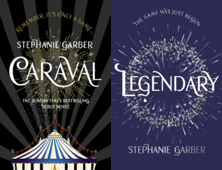 Caraval (2 Book Series)